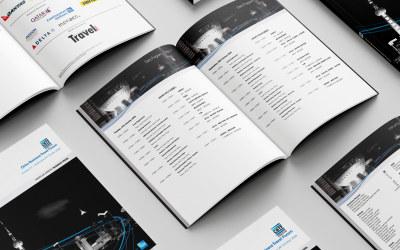 美国运通•全球商务旅行画册
