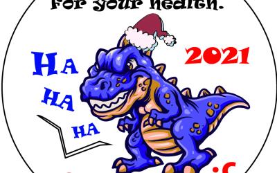 恐龙系列吊牌插画