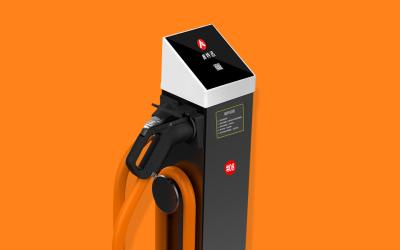立柱式充电桩设计