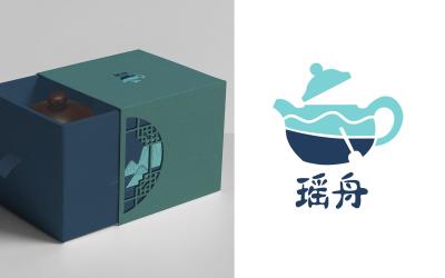 瑶舟紫砂壶品牌命名、LOGO设...