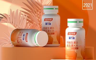 汤臣倍健 - 钙维生素DK片