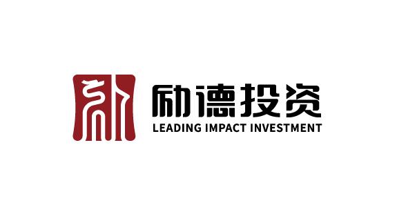 励德投资金融投资类LOGO设计