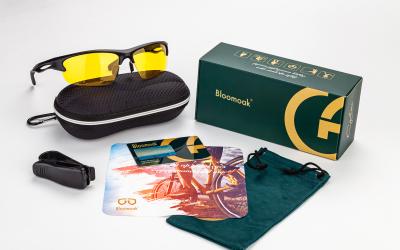 眼镜logo及包装全案设计