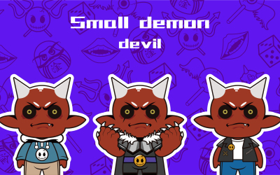 Small demon X ip设计