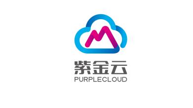 紫金云大数据云平台LOGO设计