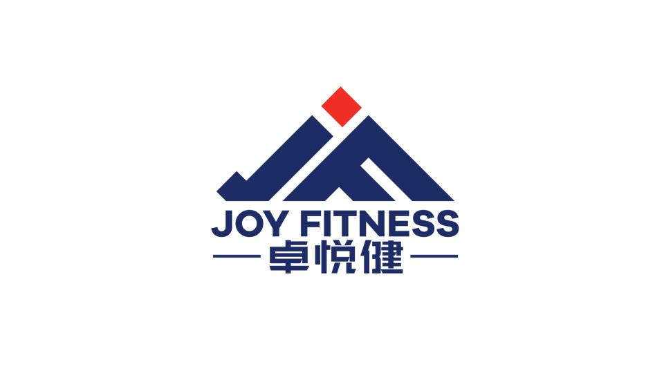 卓悦健体育品牌LOGO设计
