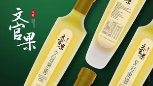 文官果橄榄油包装设计