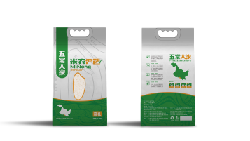 米农严选食品类包装设计