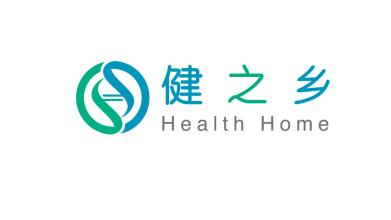 健之乡医疗科技LOGO设计