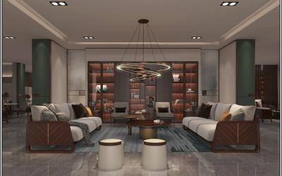 家具工厂展厅空间设计