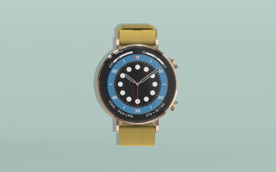 智能中性手表设计