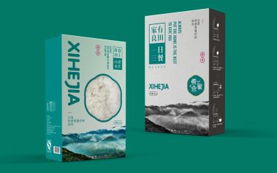 自主品牌農產品包裝