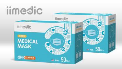 iiMedic医疗业LOGO设计