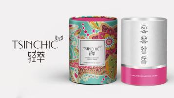 轻萃品牌包装设计