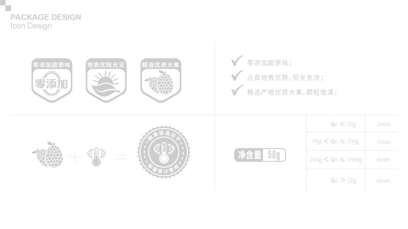 嘉菠蜜食品包装延展设计中标图1