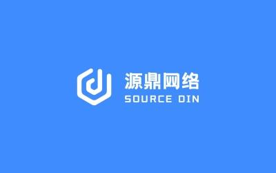 源鼎网络科技公司平面品牌logo设计