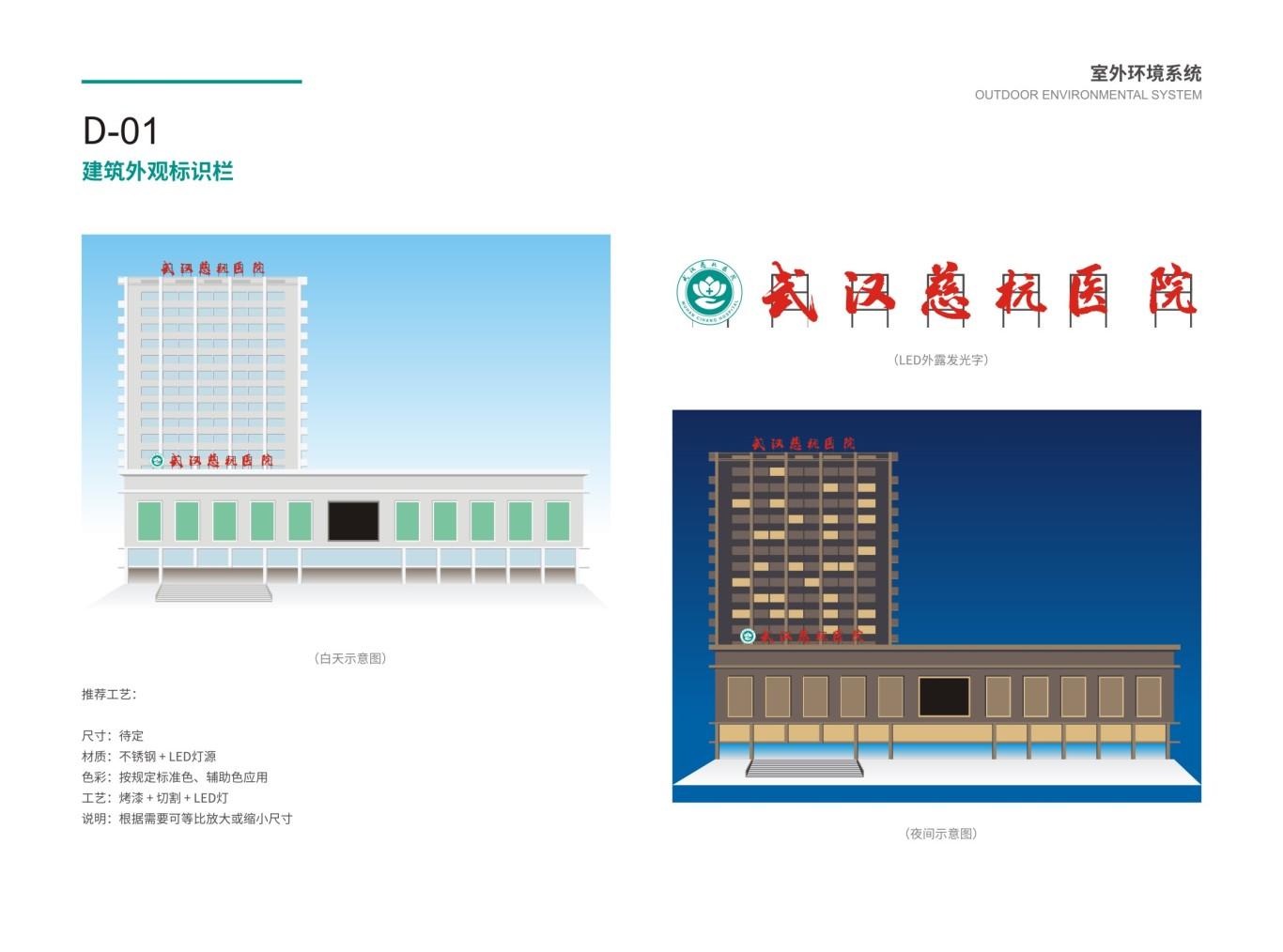 武汉慈杭医院VIS设计图76