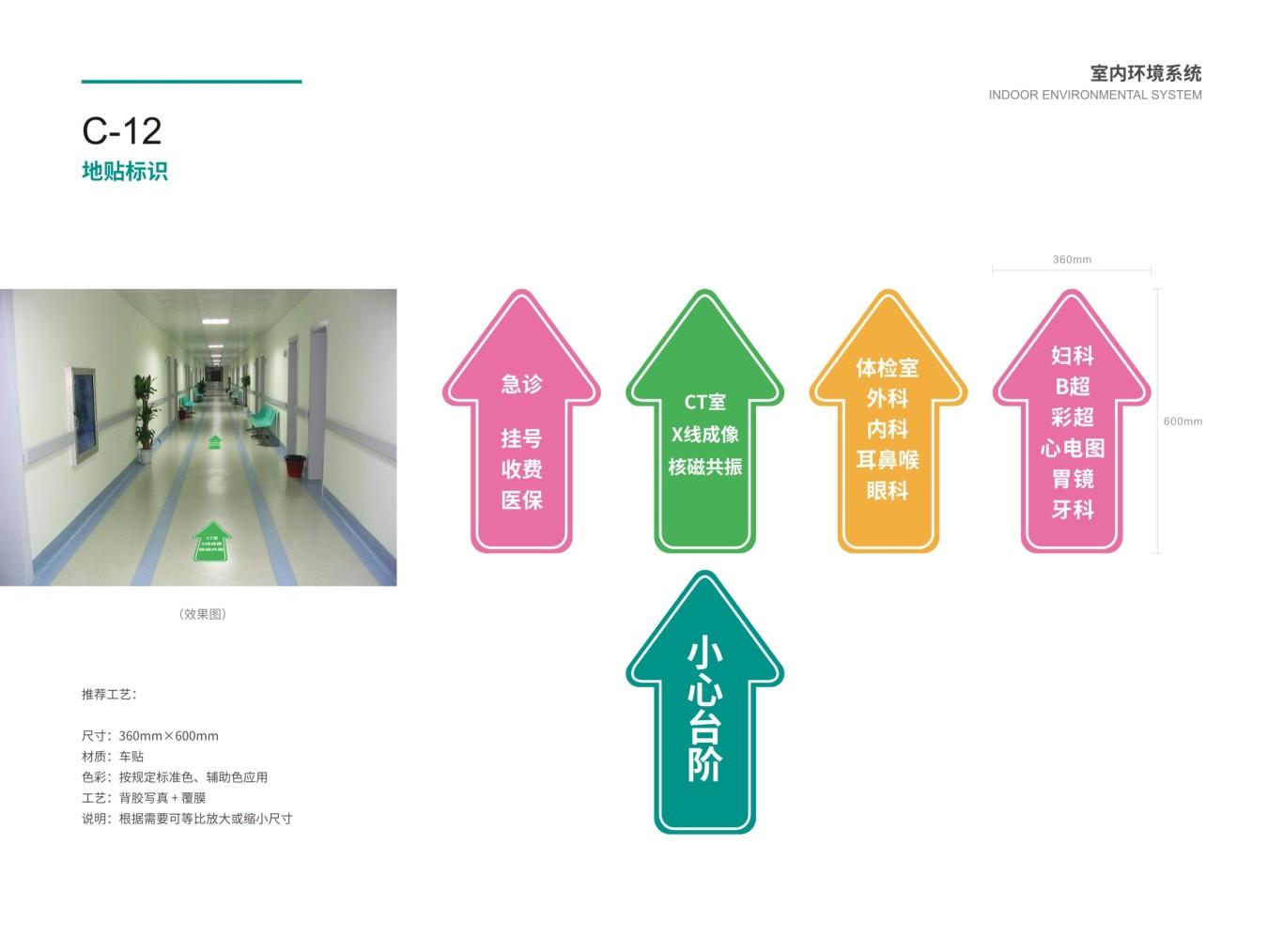 武汉慈杭医院VIS设计图62