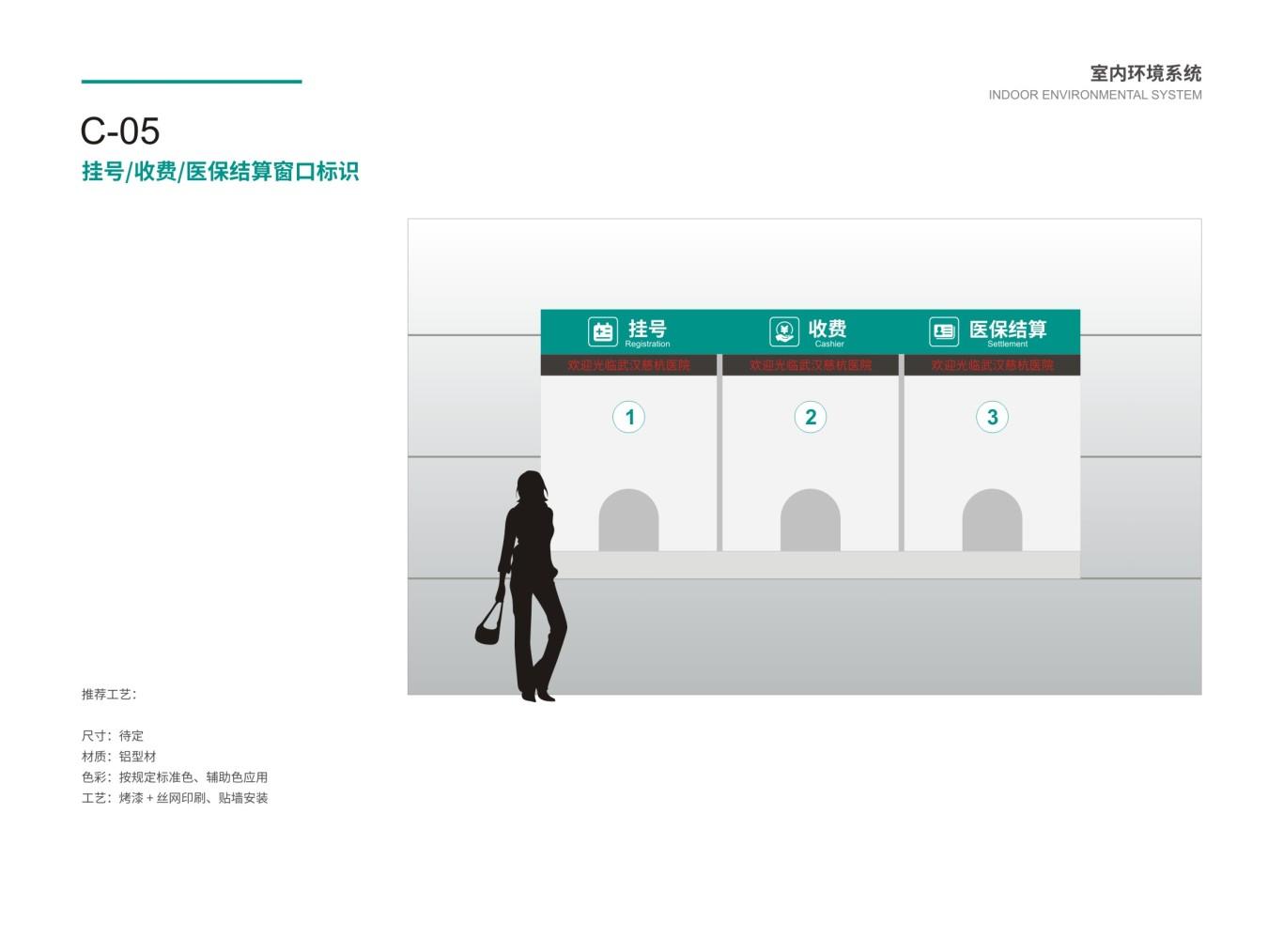 武汉慈杭医院VIS设计图51