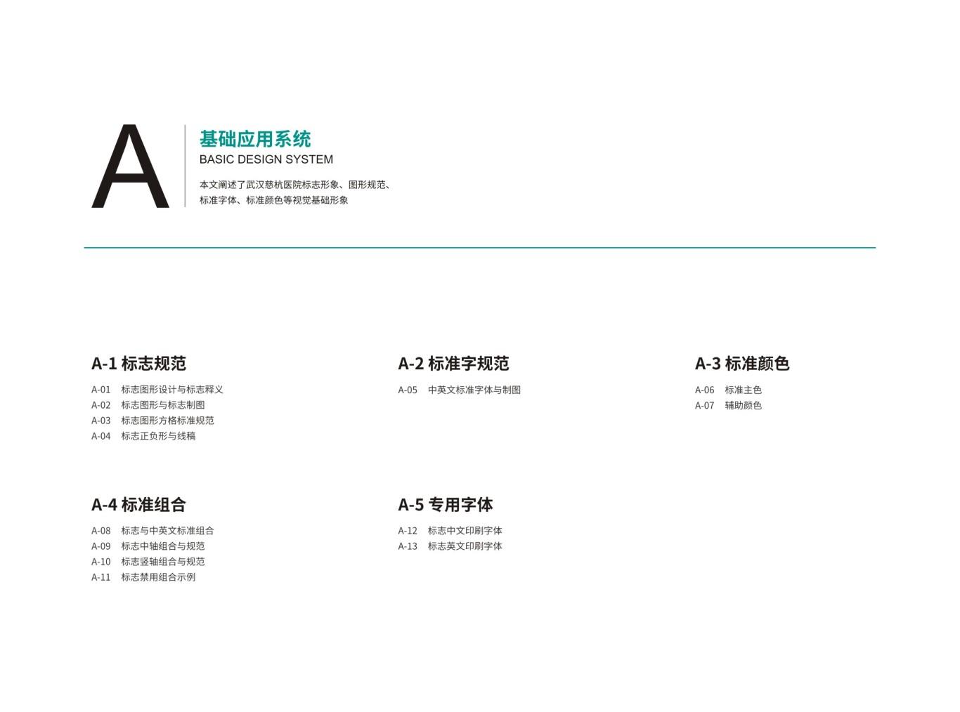 武汉慈杭医院VIS设计图5