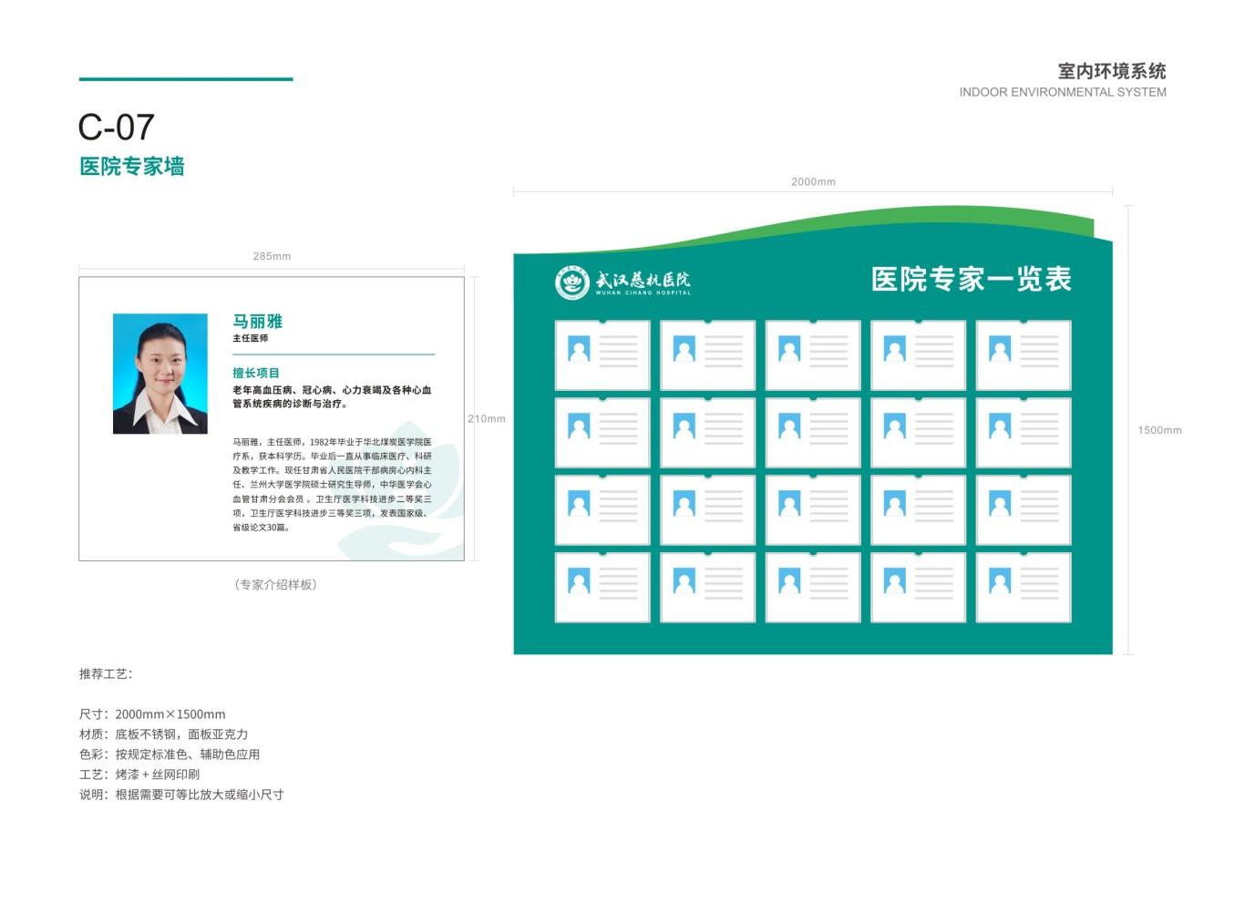 武汉慈杭医院VIS设计图53