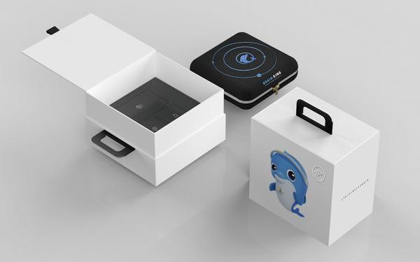 brainking 人工智能科技产品 品牌包装设计