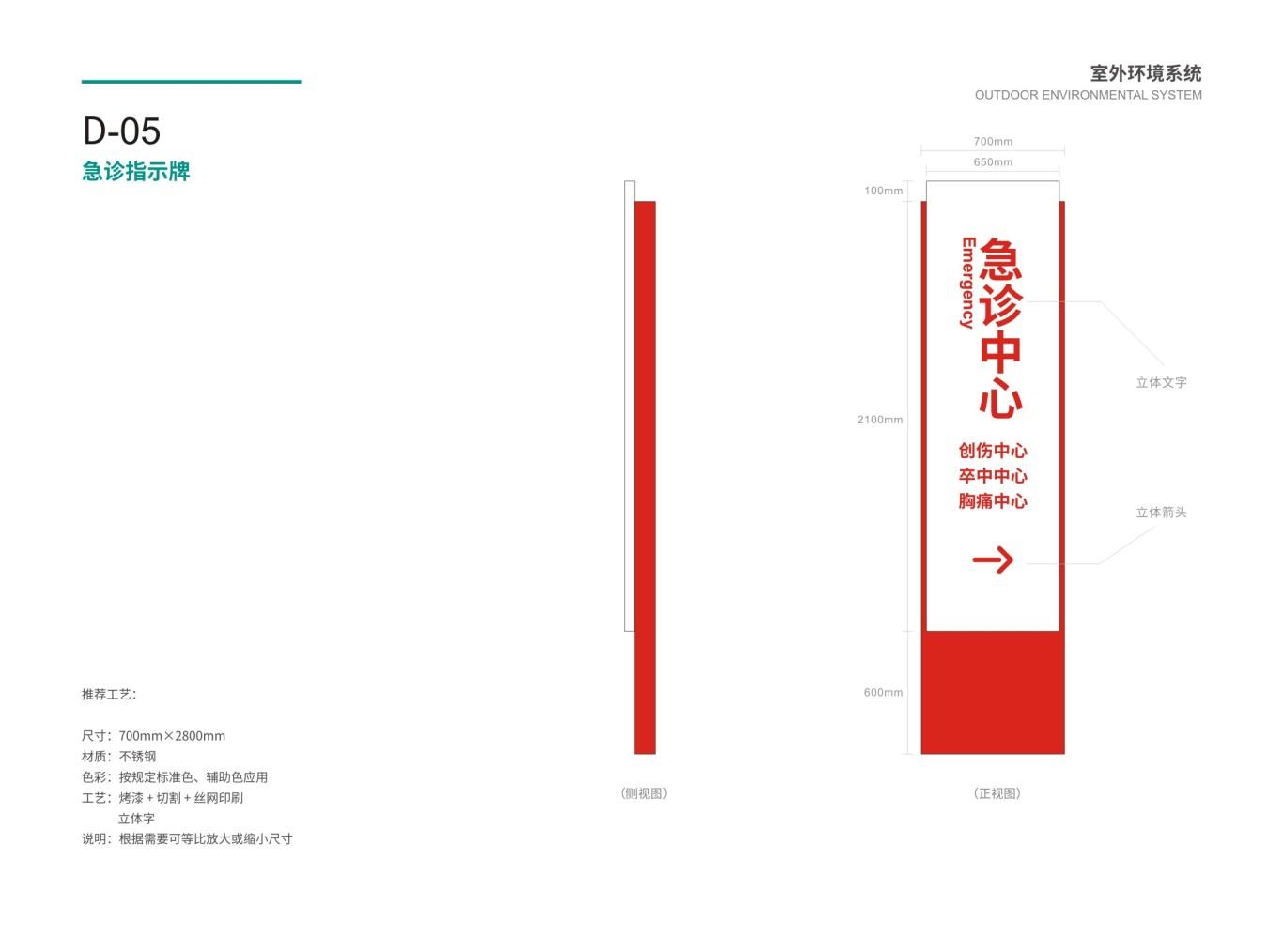 武汉慈杭医院VIS设计图80