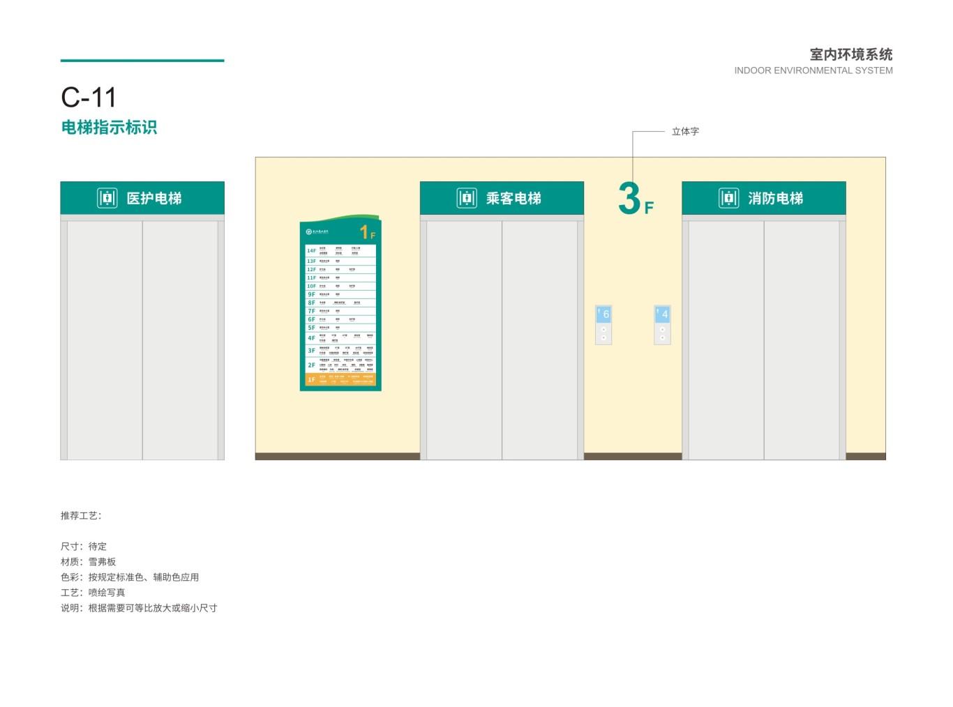 武汉慈杭医院VIS设计图61