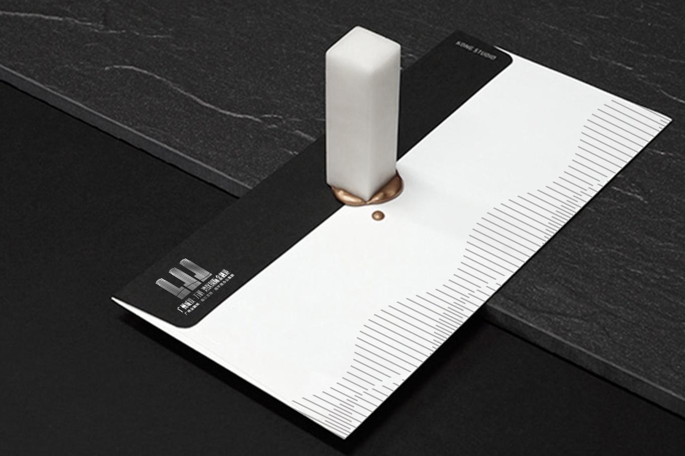 广州城投·万科 湾区国际经融港/品牌包装 VI视觉识别系统设计 地产logo设计图7
