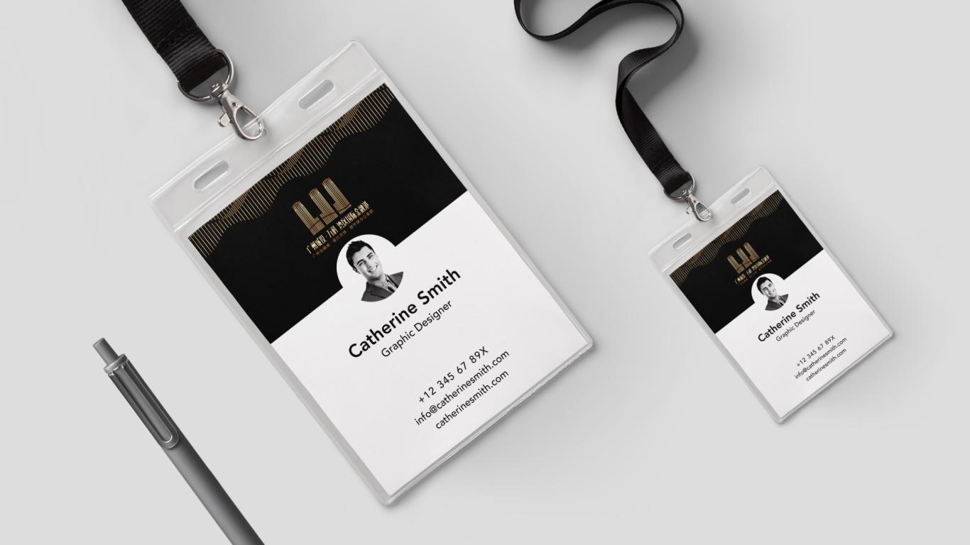 广州城投·万科 湾区国际经融港/品牌包装 VI视觉识别系统设计 地产logo设计图15