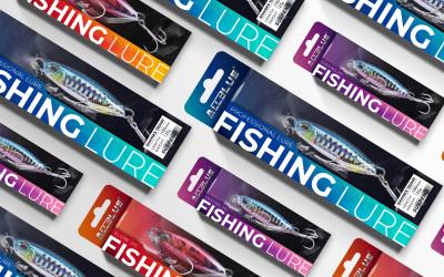 FISHING LURE 鱼饵...