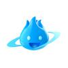 纯蓝是来自沈阳的设计师